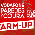 warm up paredes de coura