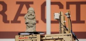 Scanner Digitizer Desktop 3D