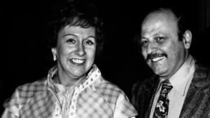 Jean com o seu marido William Putch