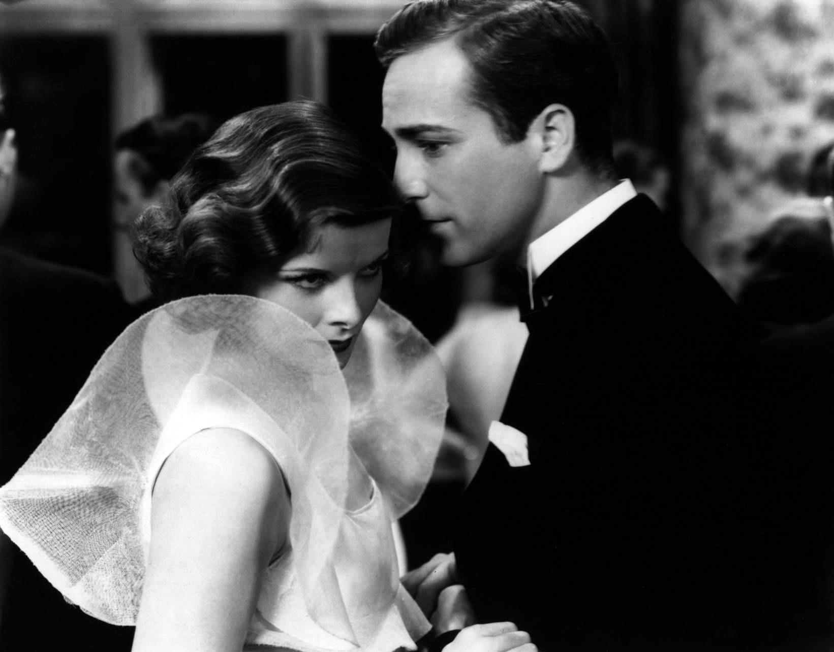 Katharine Hepburn em Bill of Divorcement