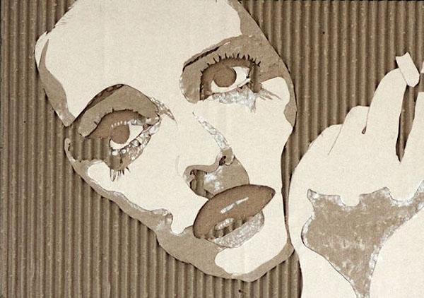 Giles-Oldershaw-cardboard-portraits-3