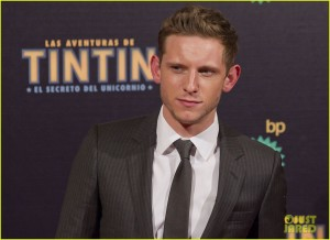 Jamie Bell At The 'TinTin' Film Premiere