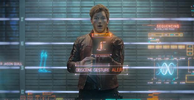 Peter Quill - Guardiões da Galáxia