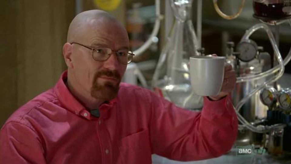 """It's coffee, b****!"": café inspirado em Breaking Bad em Istambul"