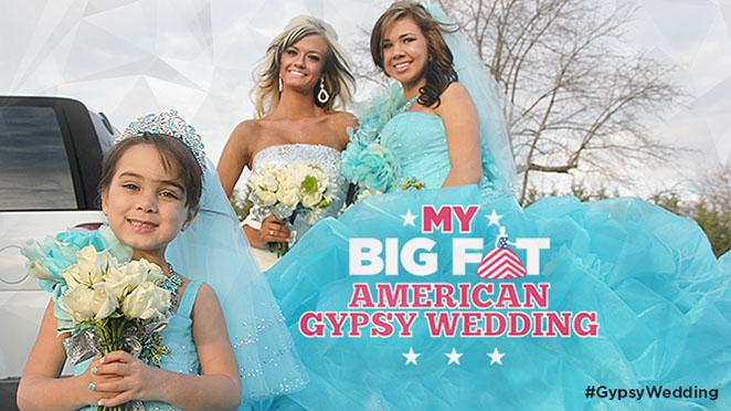 MY BIG FAT AMERICAN GYPSY WEDDING 2