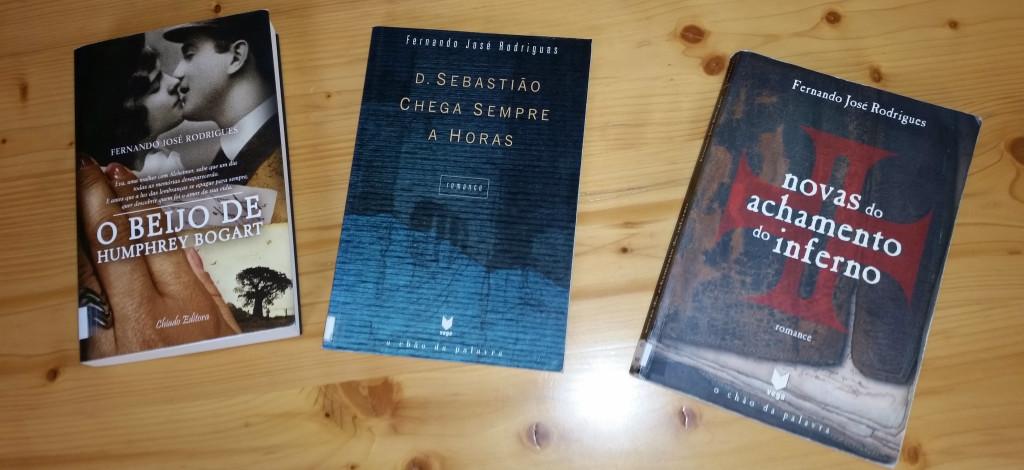 Obras de Fernando José Rodrigues